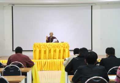 ประชุมเตรียมการแข่งขันทักษะวิชาชีพ ระดับสถานศึกษา